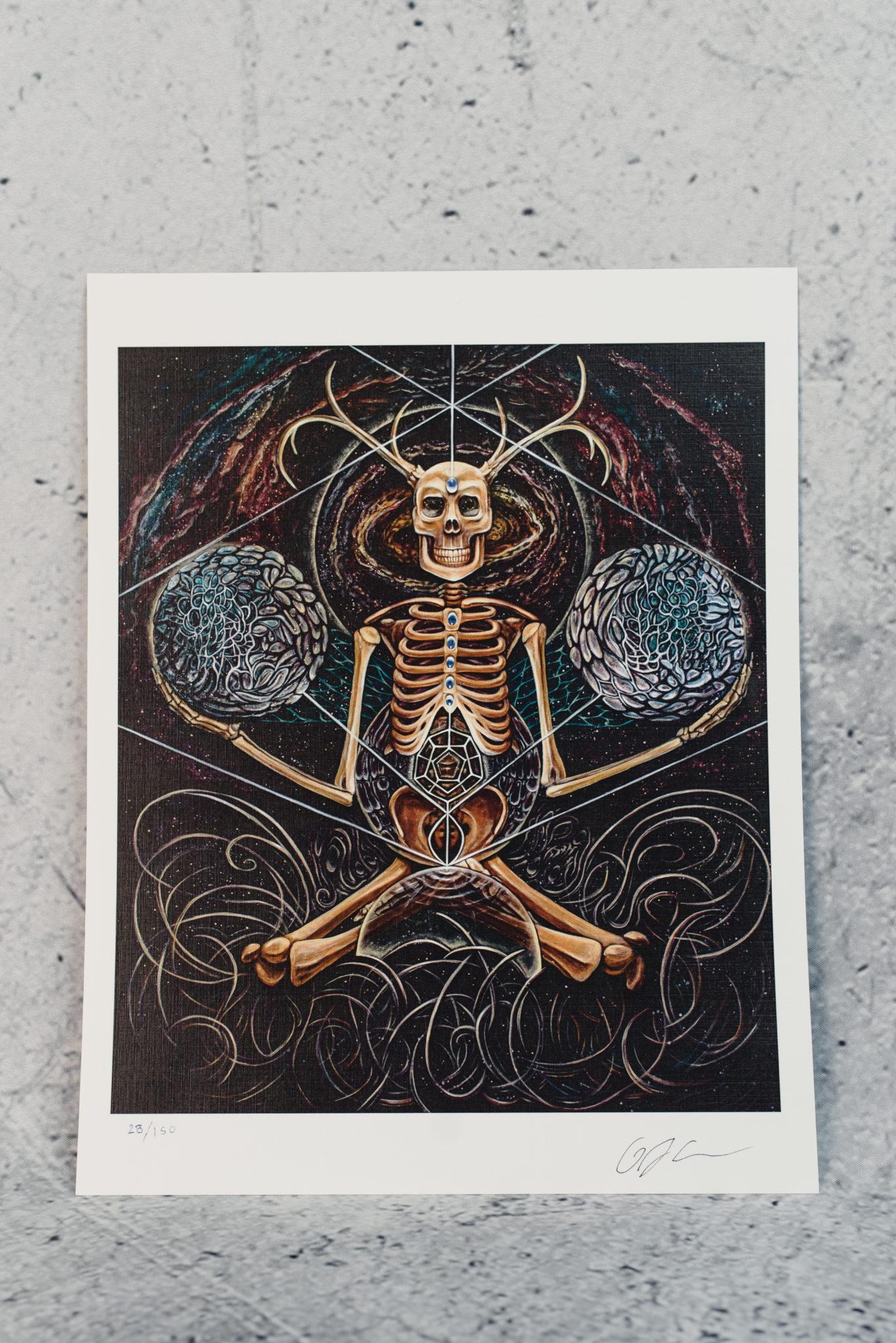 All Sacred | Aries Rhysing Print 6
